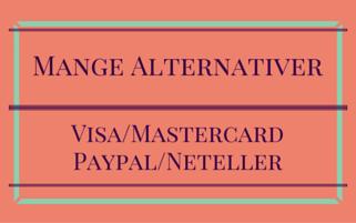 Utbetalings Alternativ